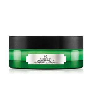 The Body Shop Drops of Youth Face Mask